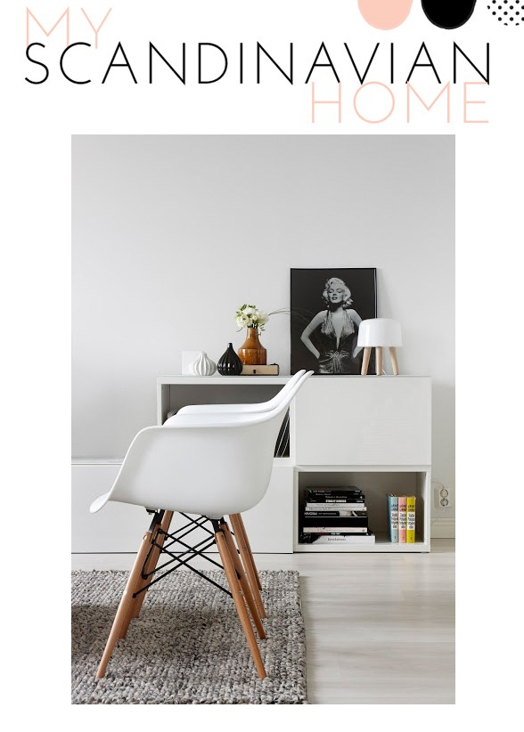 My Scandinavian Home – A Fab Black & White Helsinki Home