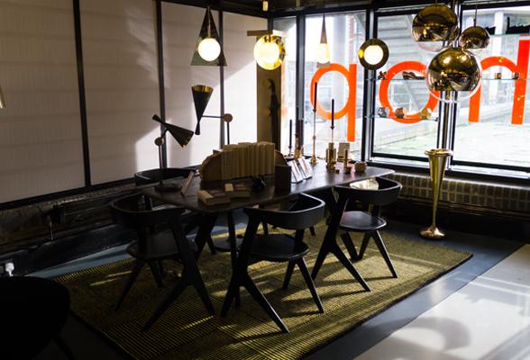 Tom Dixon Studio Interior