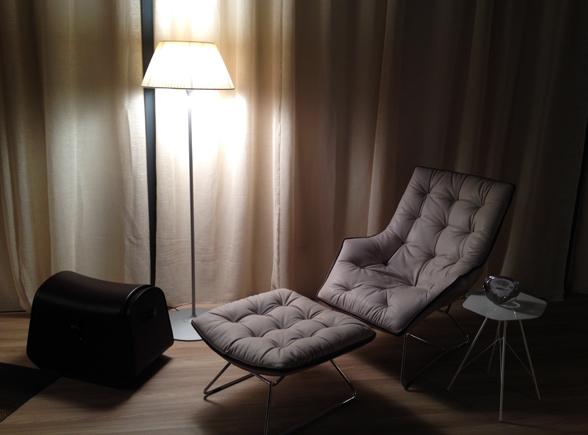 Zanotta's Grandtour chair