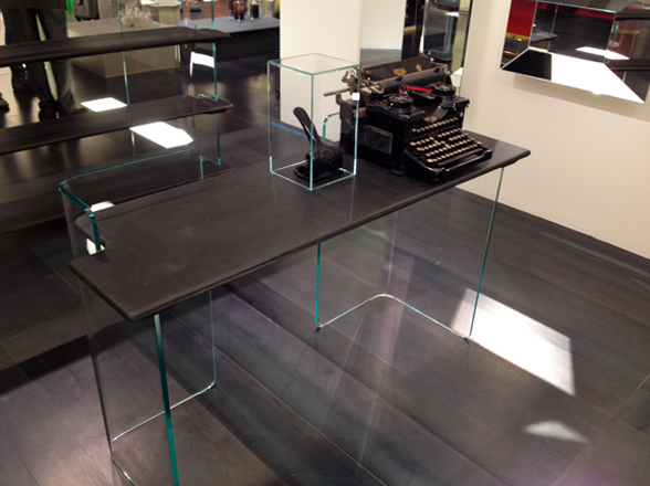 Patrick Norguet's Highline collection for Glas Italia