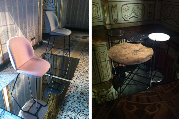 Vitra presented its classic Aluminium Chair