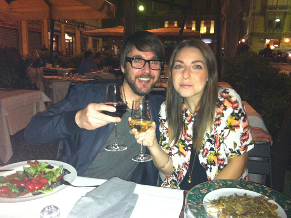 Jess & Christian