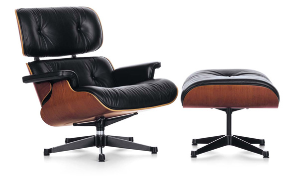 Design investments Vitra lounge chair