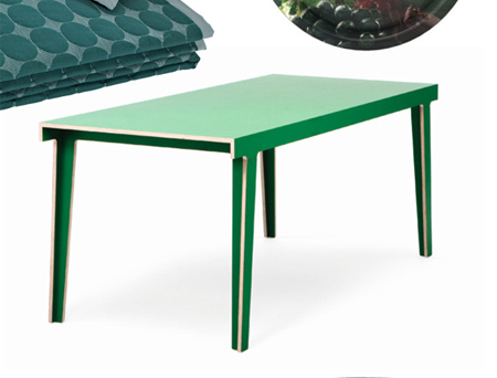 Emerald: The Colour for 2013