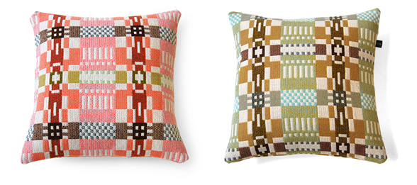 Donna wilson nos da cushions