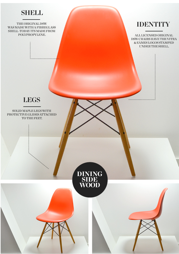 Vitra Eames DSW About Nestcouk The Modern Design Store
