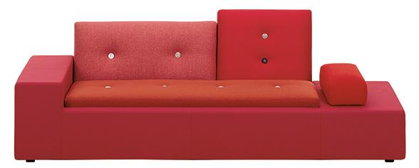 Vitra Polder Sofa XS