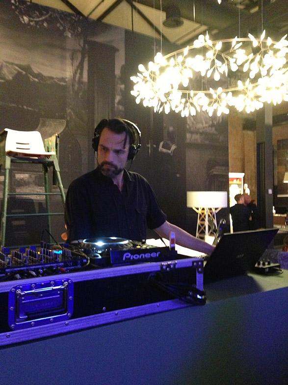 Moooi DJ
