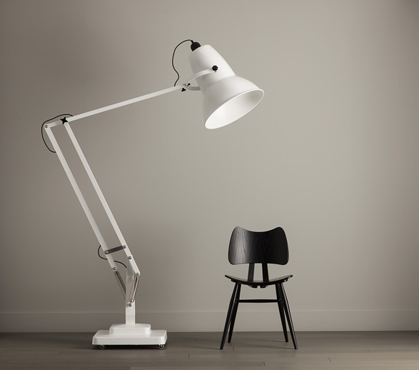 Anglepoise Giant 1227 Alpine White