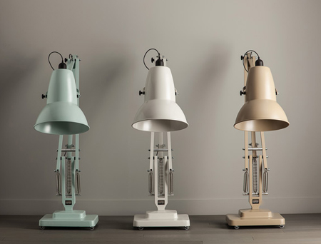 Simon Terry from Anglepoise