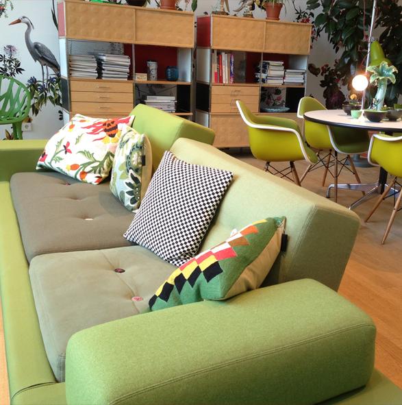 Vitrahaus – Polder Sofa