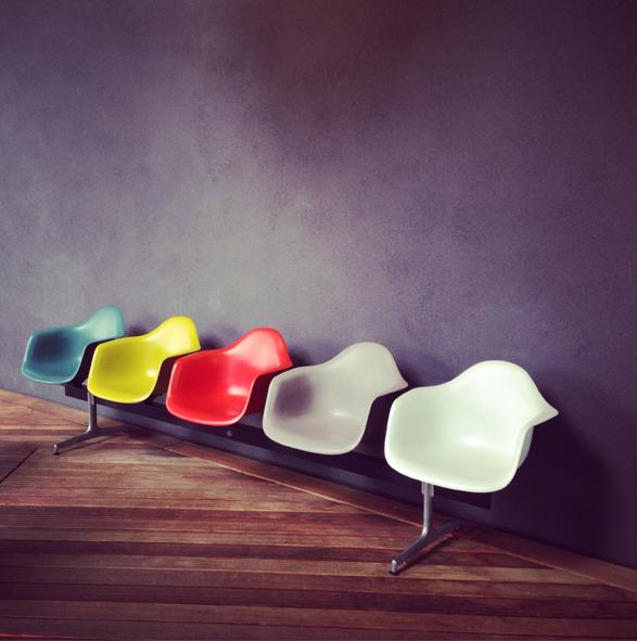 Eames benches