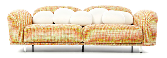 Cloud Sofa designed by Marcel Wanders
