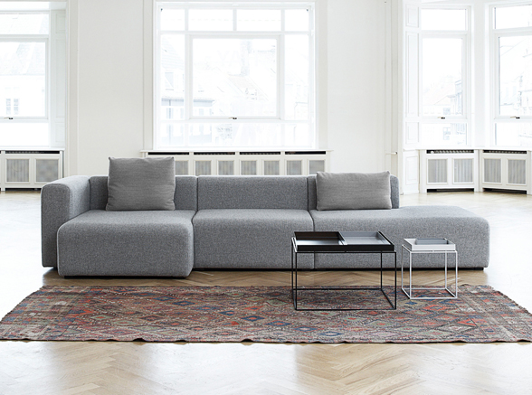 Christmas is coming Hay Mags Modular Sofa