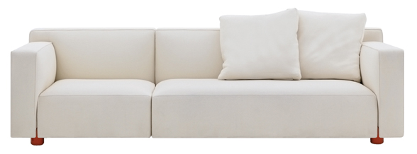 Christmas is coming Knoll BarberOsgerby Asymmetric Sofa