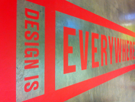 'Design Is Everywhere' - London Design Festival