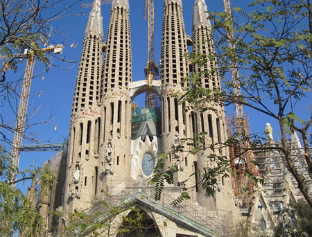The Architectural Delights of Barcelona
