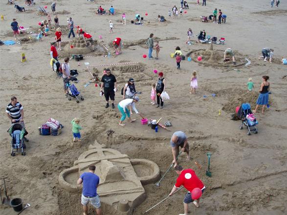 RIBA Sandcastle Challenge