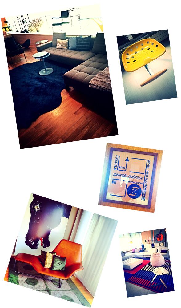 Kilt Modular Sofa, Lama Chaise