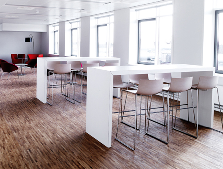 Commercial Sales Manager Tom lists his most commonly sold and appropriate bar stools for trade