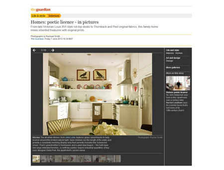 See which of our products have been featured on the Guardian website