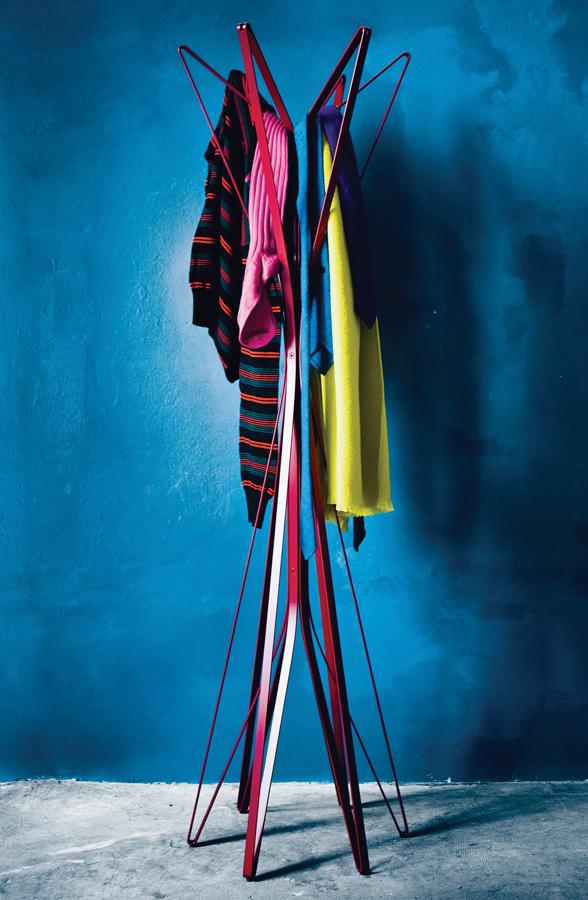 Zanotta 303 Aster Clothes Stand