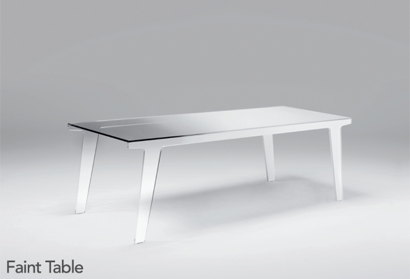 Faint table