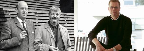 Andreas Graversen, Børge Mogensen and Thomas Graversen