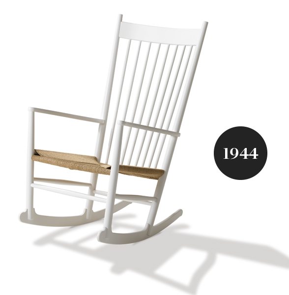 Fredericia J16 Rocking Chair