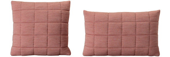 Soft Grid Cushion from Muuto