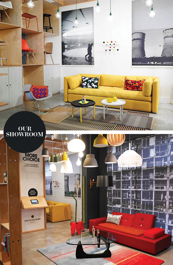 Our Showroom