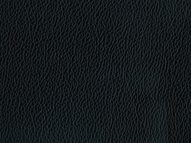 Deep Black Premium Leather