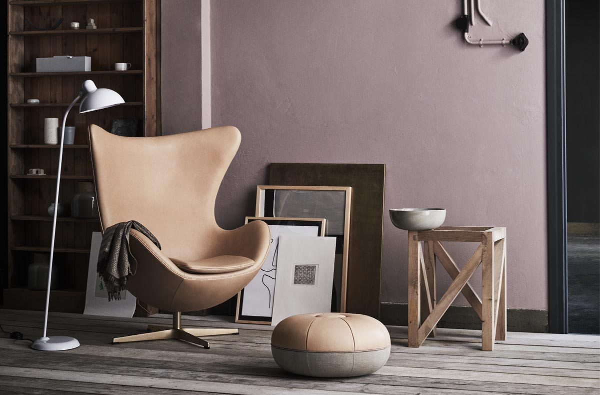 Fritz Hansen 60th Anniversary Limited Edition Egg Chair