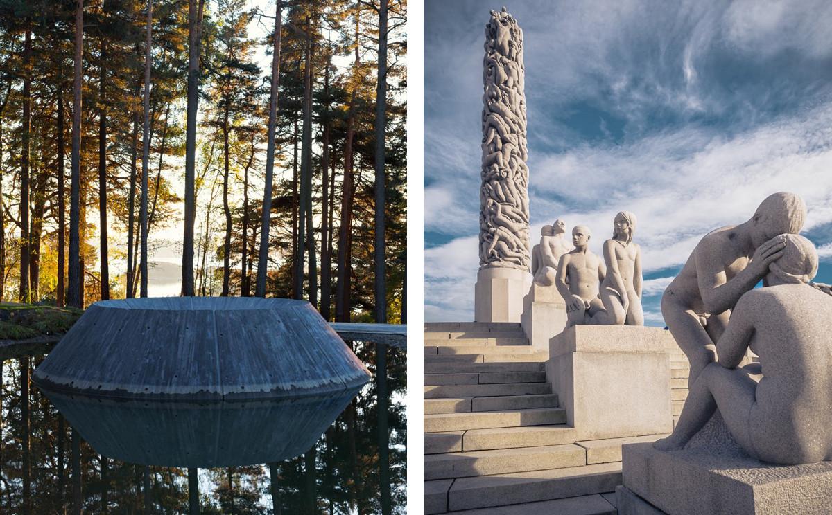 The Vigeland Sculpture Park, Oslo.jpg