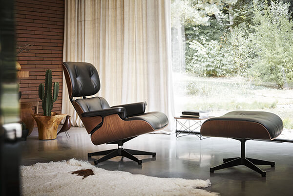 Outdoor Tabletop Fire Bowl, Design Icon Discover The Eames Lounge Chair Ottoman At Nest Co Uk
