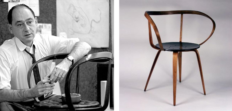 A Design Icon - Cherner Chair. The Pretzel Chair and George Nelson.jpg