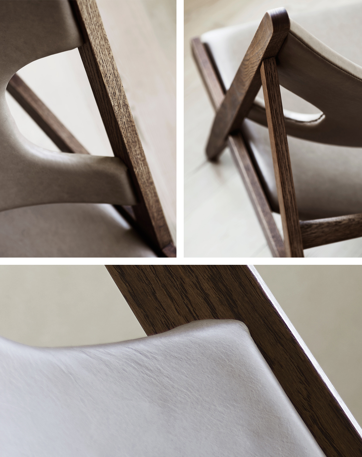 A closer look at the Menu Knitting Chair - exclusive to Nest.co.uk