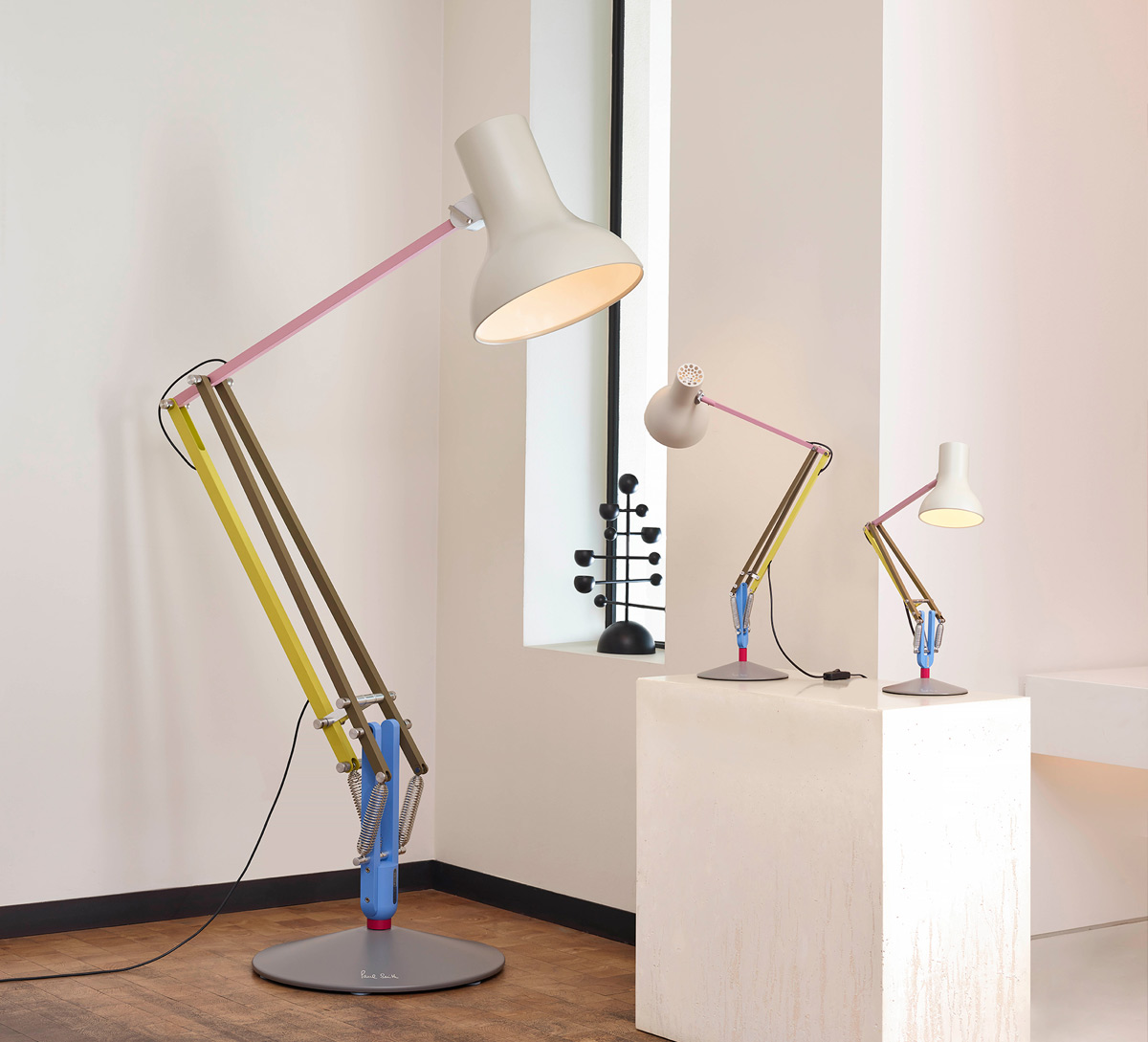 Anglepoise Type 75 Paul-Smith Edition 1 collection