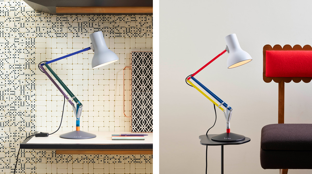 Anglepoise Type 75 Mini Paul Smith Editions 2 & 3