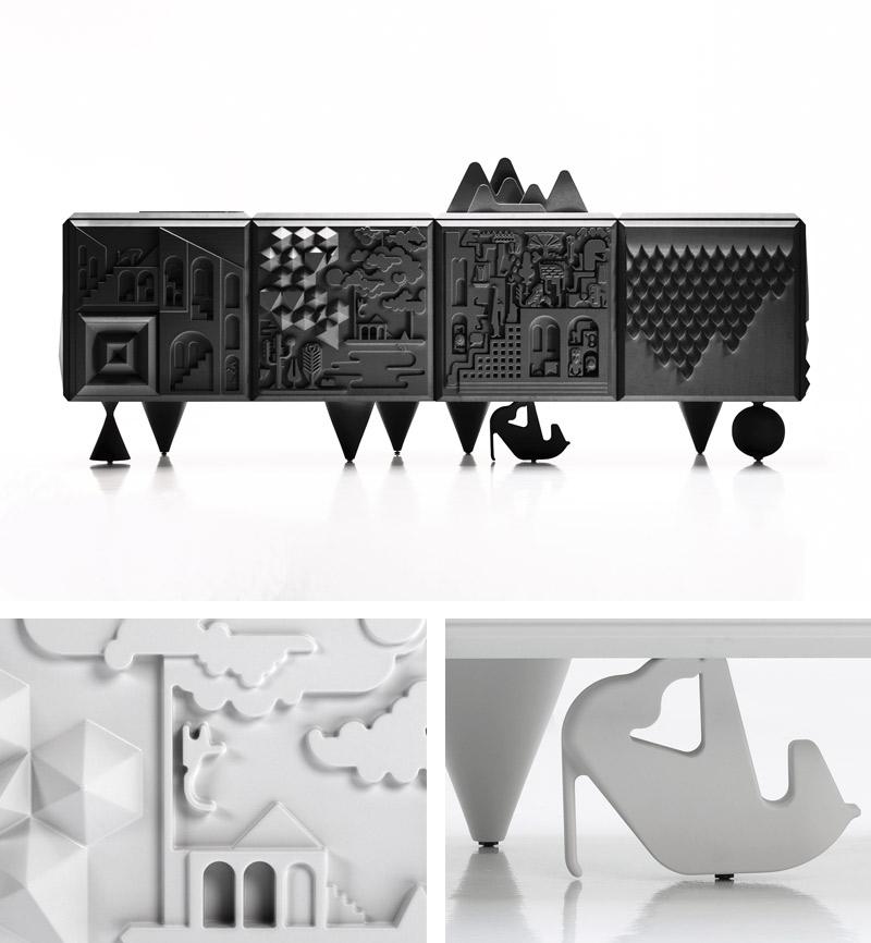 BD Barcelona Design Tout va bien Cabinet – Nest.co.uk Top 10 Sideboards.jpg