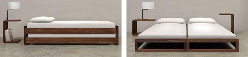 Zeitraum Guest Bed