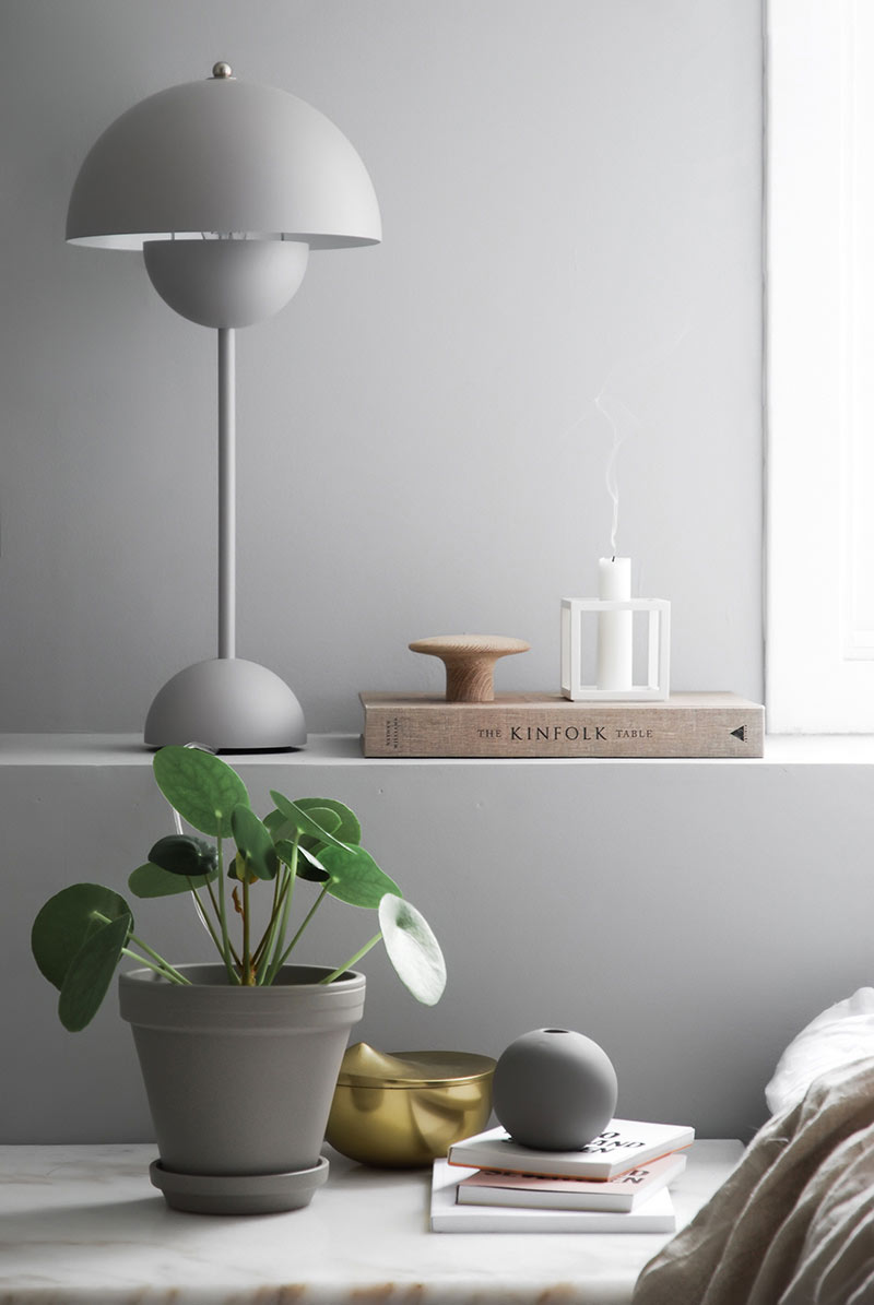 Only Deco Loves – Lagom and 'life in balance' – &Tradition FlowerPot VP3 Table Lamp Matt.jpg