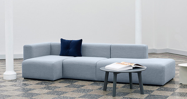 Discover the iconic HAY Mags Sofa collection at nest.co.uk