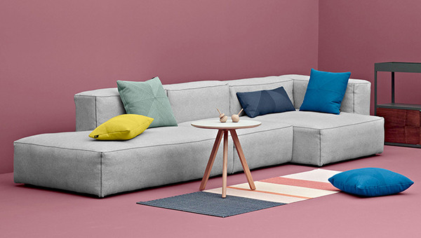 Sensational Buy The Hay Mags Soft Three Seater Modular Sofa Combination Bralicious Painted Fabric Chair Ideas Braliciousco