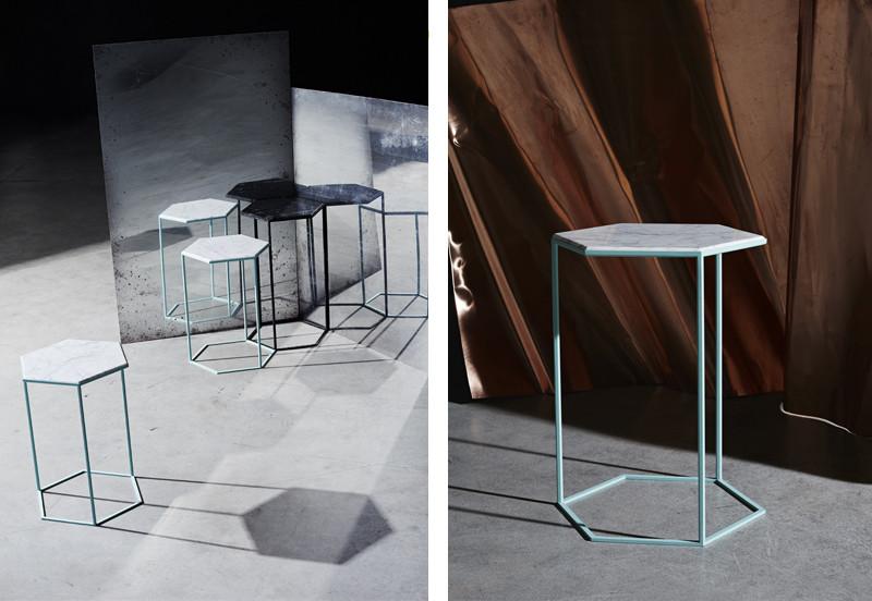 Diesel-with-Moroso-Hexxed-Side-Table-in-Verdigris-and-Black.jpg