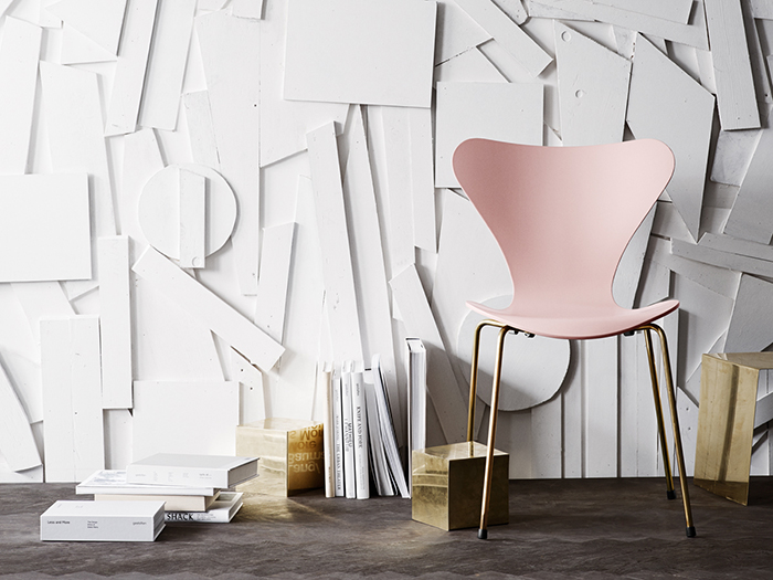Fritz Hansen Series 7 Chair Anniversary Edition