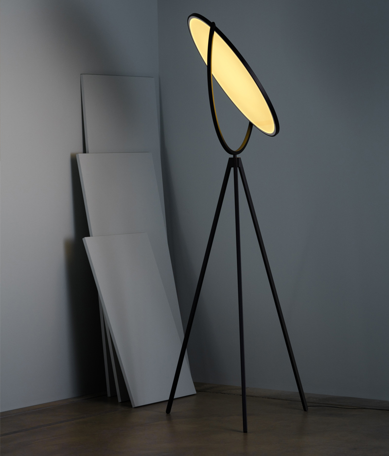 Shining a light on geometric design – Flos Superloon Floor Lamp.jpg