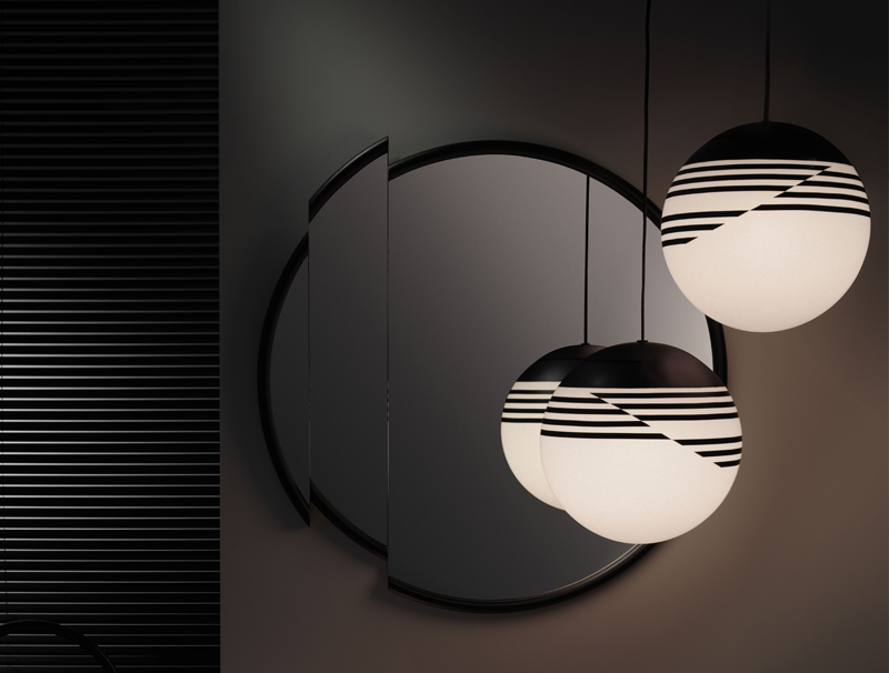 Shining a light on geometric design – Lee Broom Optical Pendant Light.jpg