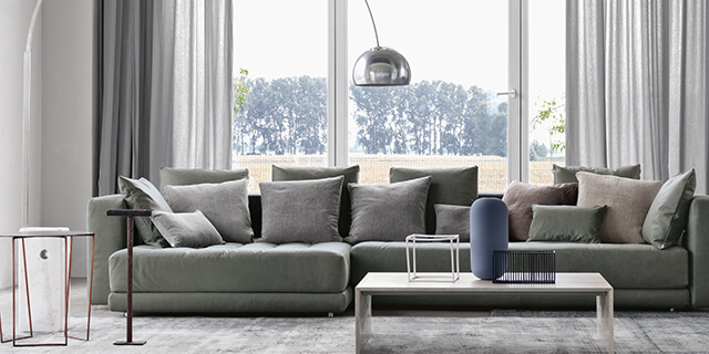Inspired Collections - Italian Design - Flos Arco Floor Lamp