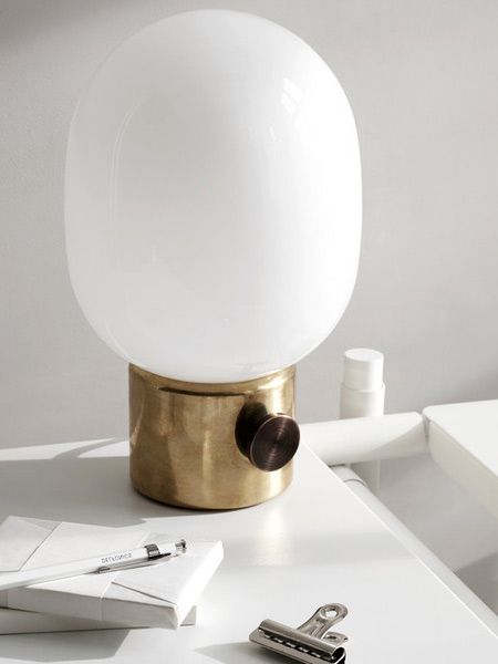 Future Design Icon: Menu JWDA Table Lamp
